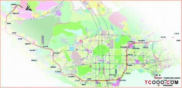 深圳9号地铁线路图 广州3号地铁线路图 深圳1号地铁线路图图片